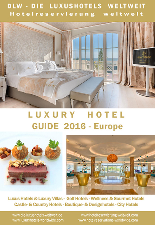 Luxury Hotels catalgoue A5